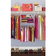 Rubbermaid Closet Helper™ Shelf and Hang Unit