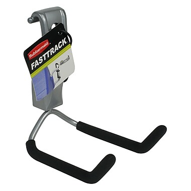 Rubbermaid® FastTrack 25 lbs. Garage Cooler Hook, Black