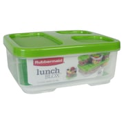 Rubbermaid® 2.6 Cup Sandwich Container, Guacamole