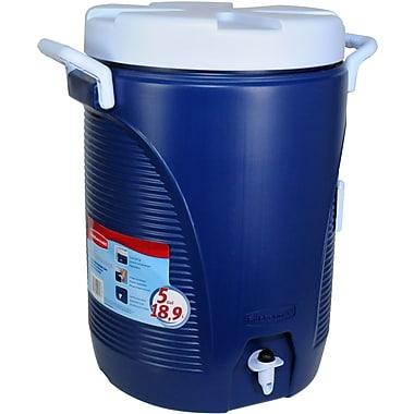 Rubbermaid® 5 gal Water Cooler, Blue