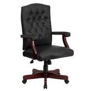 Flash Furniture Martha Washington High Back Leather Executive Swivel Chairs