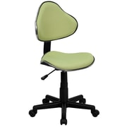 Flash Furniture Fabric Ergonomic Task Chair, Avocado