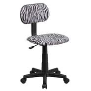 Flash Furniture Fabric Zebra Print Computer Chairs