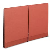 Smead® Legal Recycled Expanding Wallet w/5 1/4 Expansion, Redrope, 10/Pack