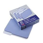 Pendaflex® Letter Recycled 1/3 Cut Two-Tone File Folder, Lavender, 100/Pack