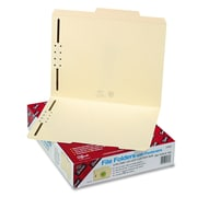 Smead® Letter Recycled Classification Folder w/ 3/4 Expansion, Manila, 50/Pack