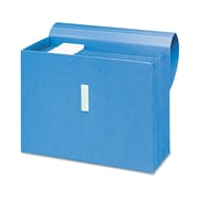 Smead® Letter Recycled Expanding File w/10 1/2 Expansion, Blue