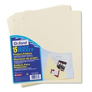 Pendaflex® Letter Recycled Pocket Jacket, Manila, 15/Pack