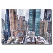 Trademark Fine Art Ariane Moshayedi 'Gotham City' Canvas Art