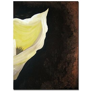 Trademark Fine Art Amanda Rea 'Eat Pray Love III' Canvas Art