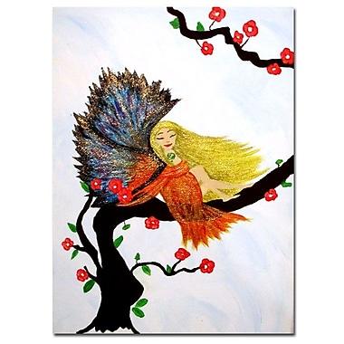 Trademark Fine Art Amanda Rea 'All You Need is Love' Canvas Art