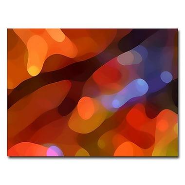 Trademark Fine Art Amy Vangsvard 'Fall Light' Canvas Art