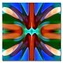 Trademark Fine Art Amy Vangsgard 'Tree Light Symmetry