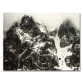 Trademark Fine Art Beata Czyzowska 'Smokey Mountains' Canvas Art