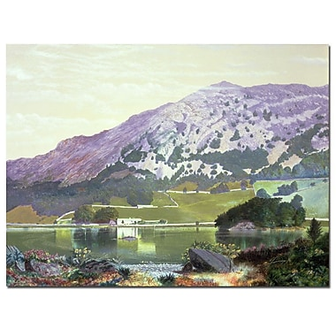Trademark Fine Art Manuel Barron y Carillo 'Spanish Landscape' Canvas Art