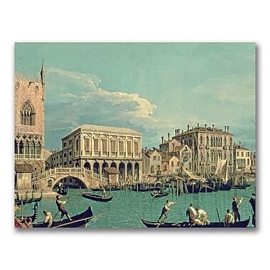 Trademark Fine Art Canatello 'Bridge of Sighs' Canvas Art