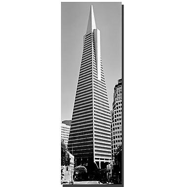 Trademark Fine Art San Francisco by Preston-Ready to Hang Art