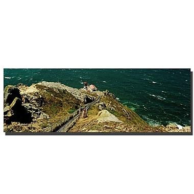 Trademark Fine Art Lighthouse by Preston-Ready to Hang Art
