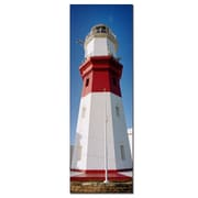 Trademark Fine Art Bermuda Lighthouse by Preston-Ready to Hang 16x48 Inches