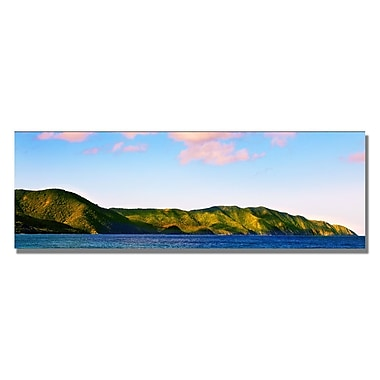 Trademark Fine Art Preston 'St. Croix Sunrise' Canvas Art