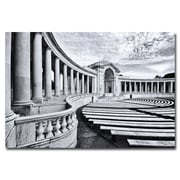 Trademark Fine Art Gregory Ohanlon 'Capitol Reflections II' Canvas Art