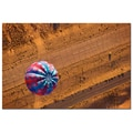 Trademark Fine Art Highroad Balloon by AIANA Canvas Ready to Hang