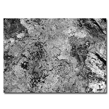 Trademark Fine Art Azurite & Malachite by Kurt Shaffer-Gallery Wrapped
