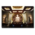 Trademark Fine Art Kurt Shaffer 'Hand Buddha' Canvas Art