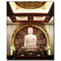 Trademark Fine Art Buddha by Kurt Shaffer-Gallery Wrapped