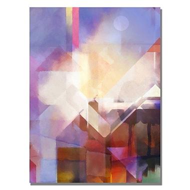 Trademark Fine Art Adam Kadmos 'Urban Look' Canvas Art 24x32 Inches
