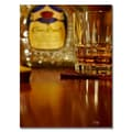 Trademark Fine Art Lois Bryan 'Whiskey for the Soul' Canvas Art 22x32 Inches