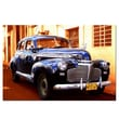 Trademark Fine Art 1941 Chevy Deluxe-Ready to Hang 22x32 Inches
