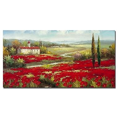 Trademark Fine Art Joarez 'La Furia' Canvas Art