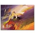 Trademark Fine Art Ricardo Tapia 'Midnight' Canvas Art 24x32 Inches