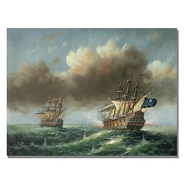 Trademark Fine Art Rio 'The Revenge' Canvas Art