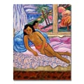 Trademark Fine Art Manor Shadian 'New Day in Maui' Canvas Art 22x32 Inches