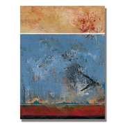Trademark Fine Art Alexandra Rey 'The Attac of the Crow III' Canvas Art 24x32 Inches