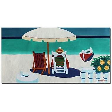 Trademark Fine Art Antonio 'Celebration' Canvas Art