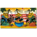 Trademark Fine Art Douglas 'Para Fiesta' Canvas Art