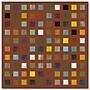 Trademark Fine Art Michelle Callkins 'Rustic Wooden Abstract