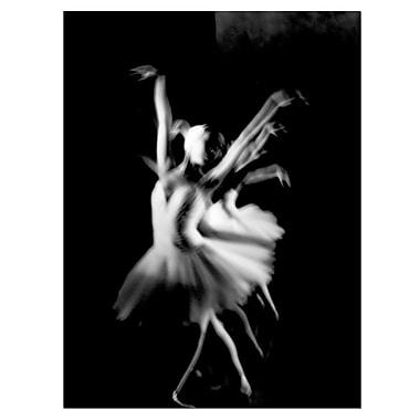 Trademark Fine Art Dancer by Martha Guerra-Ready to Hang Canvas!