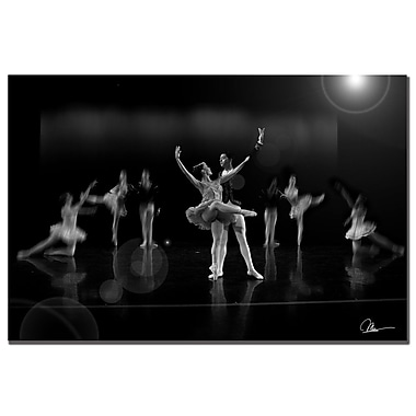 Trademark Fine Art Martha Guerra 'Ballerinas' Canvas Art