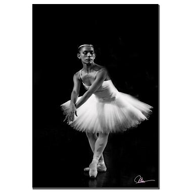 Trademark Fine Art Martha Guerra 'Ballerina IV' Canvas Art, MG060-C2232GG