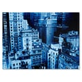 Trademark Fine Art Miguel Paredes 'Upper West Side' Canvas Art