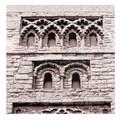 Trademark Fine Art Miguel Paredes 'Building' Canvas Art 35x35 Inches