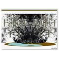 Trademark Fine Art Miguel Paredes 'Budda' Canvas Art 14x19 Inches