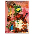 Trademark Fine Art Miguel Paredes 'Urban Collage III' Canvas Art