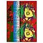 Trademark Fine Art Miguel Paredes 'Red' Canvas Art