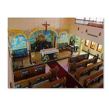 Trademark Fine Art CATeyes 'Virgin Islands' Canvas Art 22x32 Inches