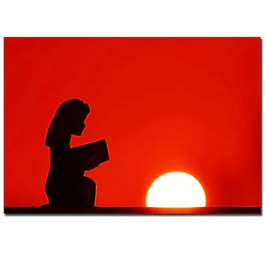 Trademark Fine Art CATeyes 'Hope and Promise' Canvas Art